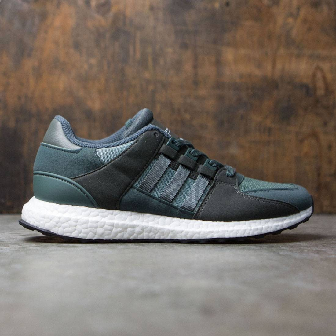detailed look e4b1d 32c05 Adidas Men EQT Support Ultra (green / trace green / utility ivy / utility  grey)