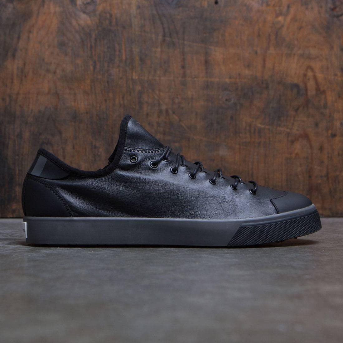 Adidas Y-3 Men Sen Low (black / core black / silver)
