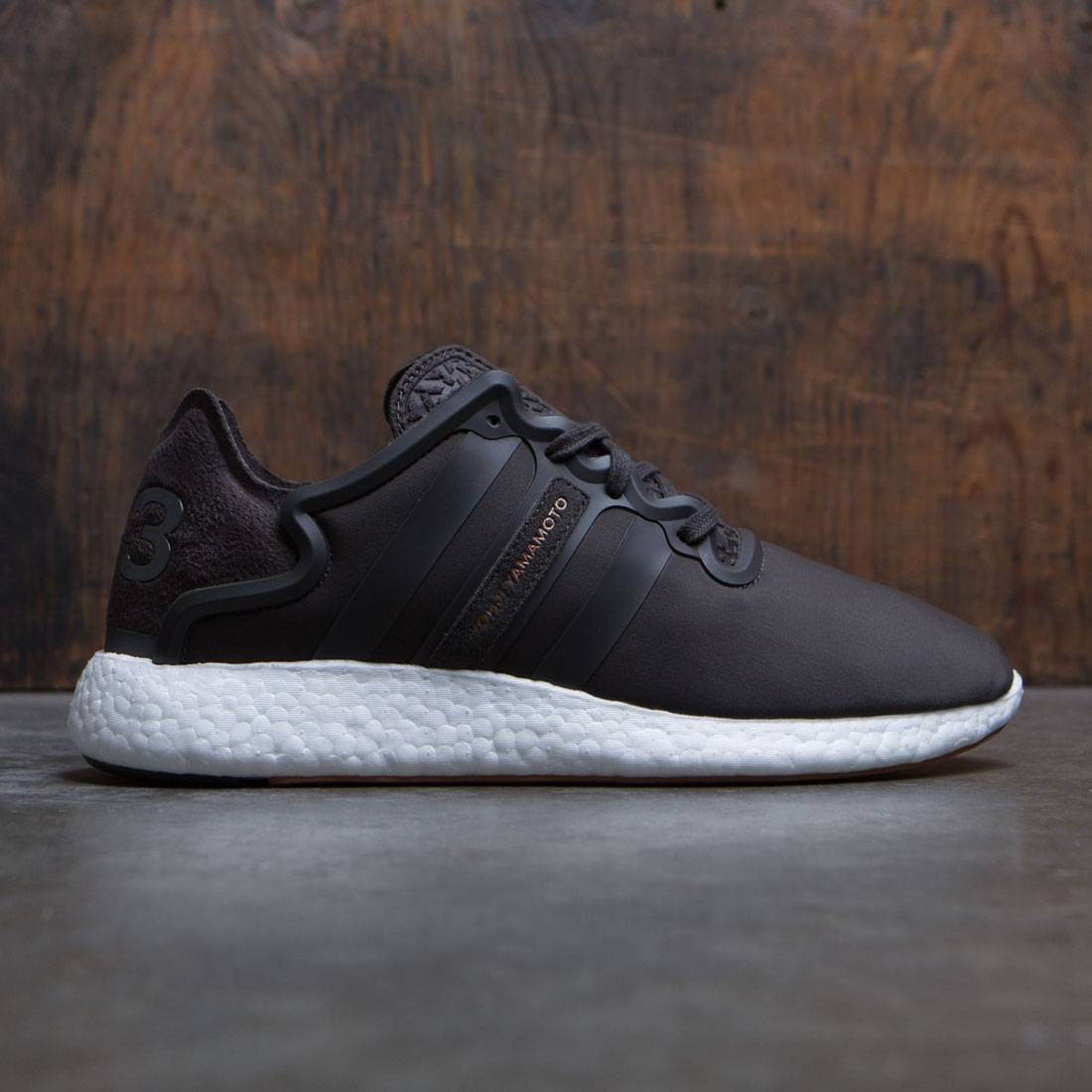 Adidas Y-3 Men Yohji Run (olive / black olive / footwear white)