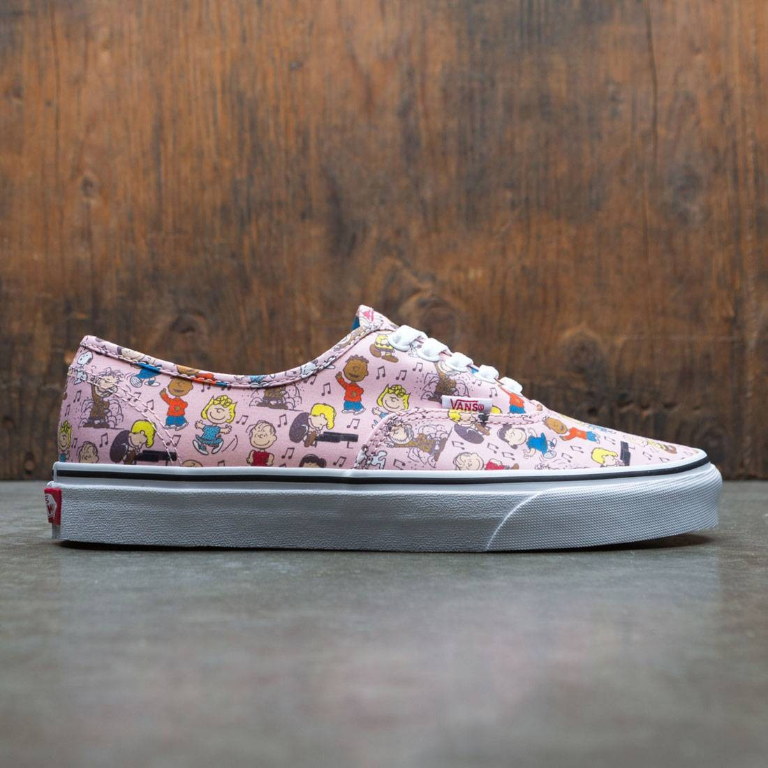Vans x Peanuts Men Authentic - Dance Party (pink)