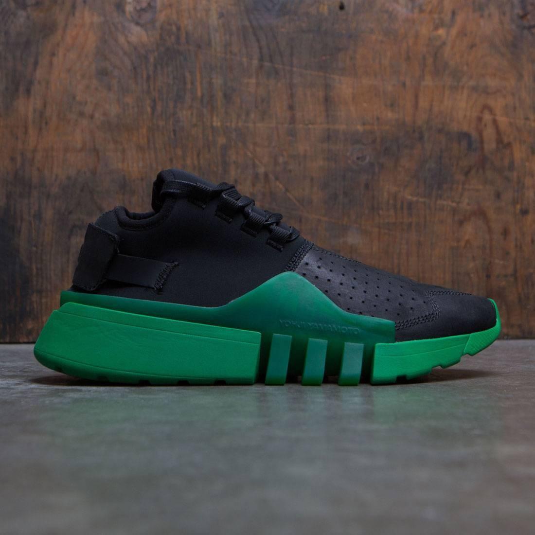 Adidas Y-3 Men Ayero (black / green / black olive)