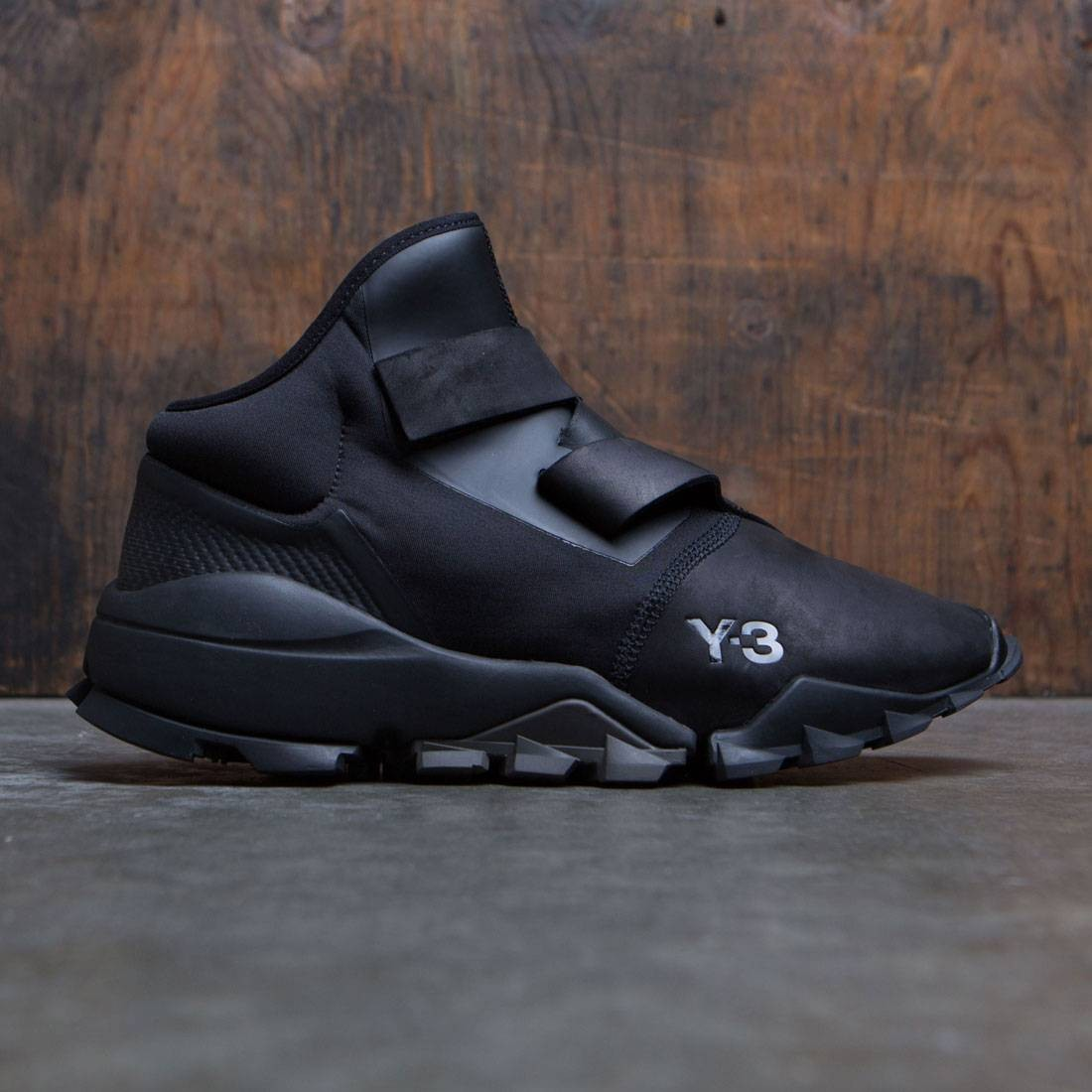 Adidas Y-3 Men Ryo (black / core black / silver)