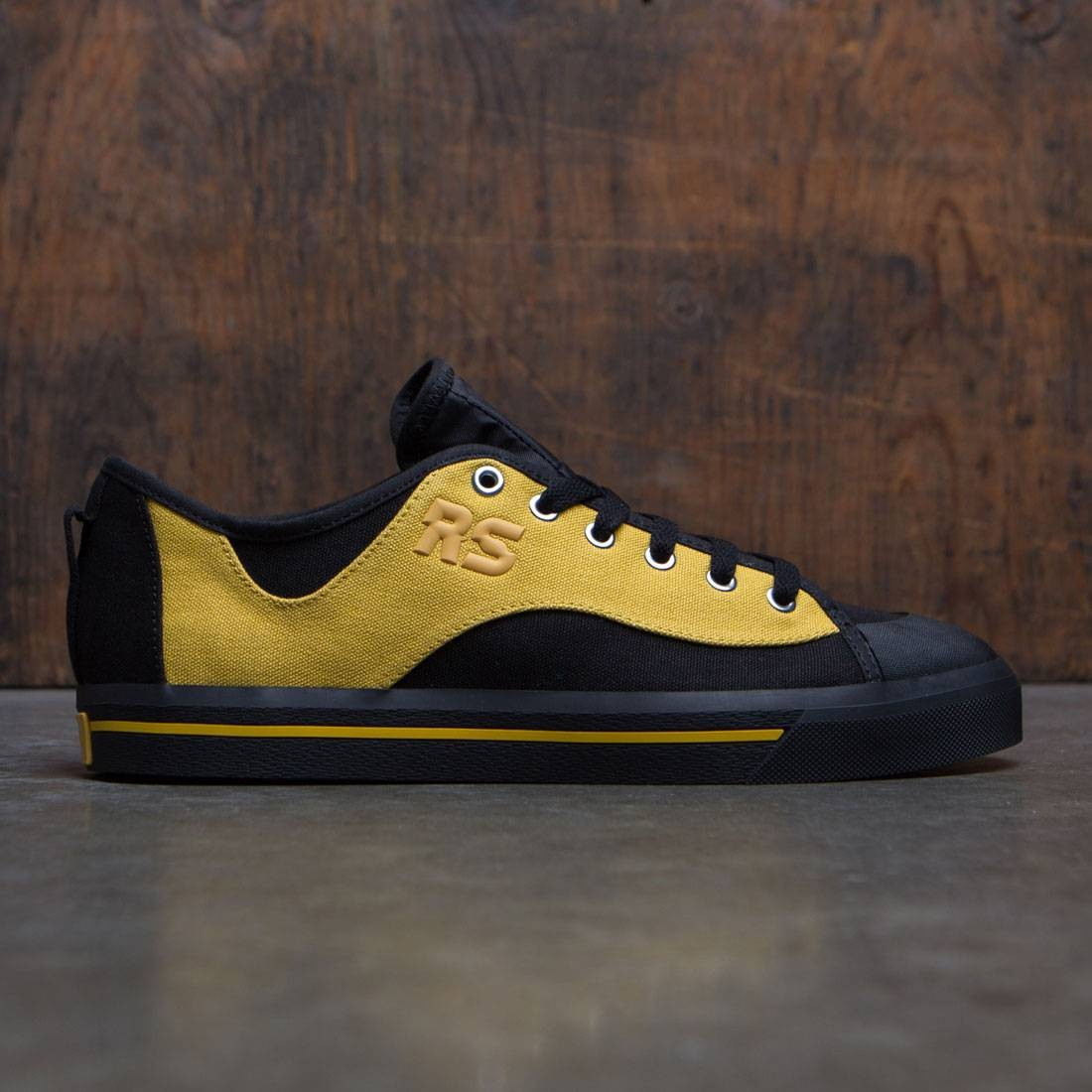 Adidas x Raf Simons Men Spirit V (black / corn yellow / core black)