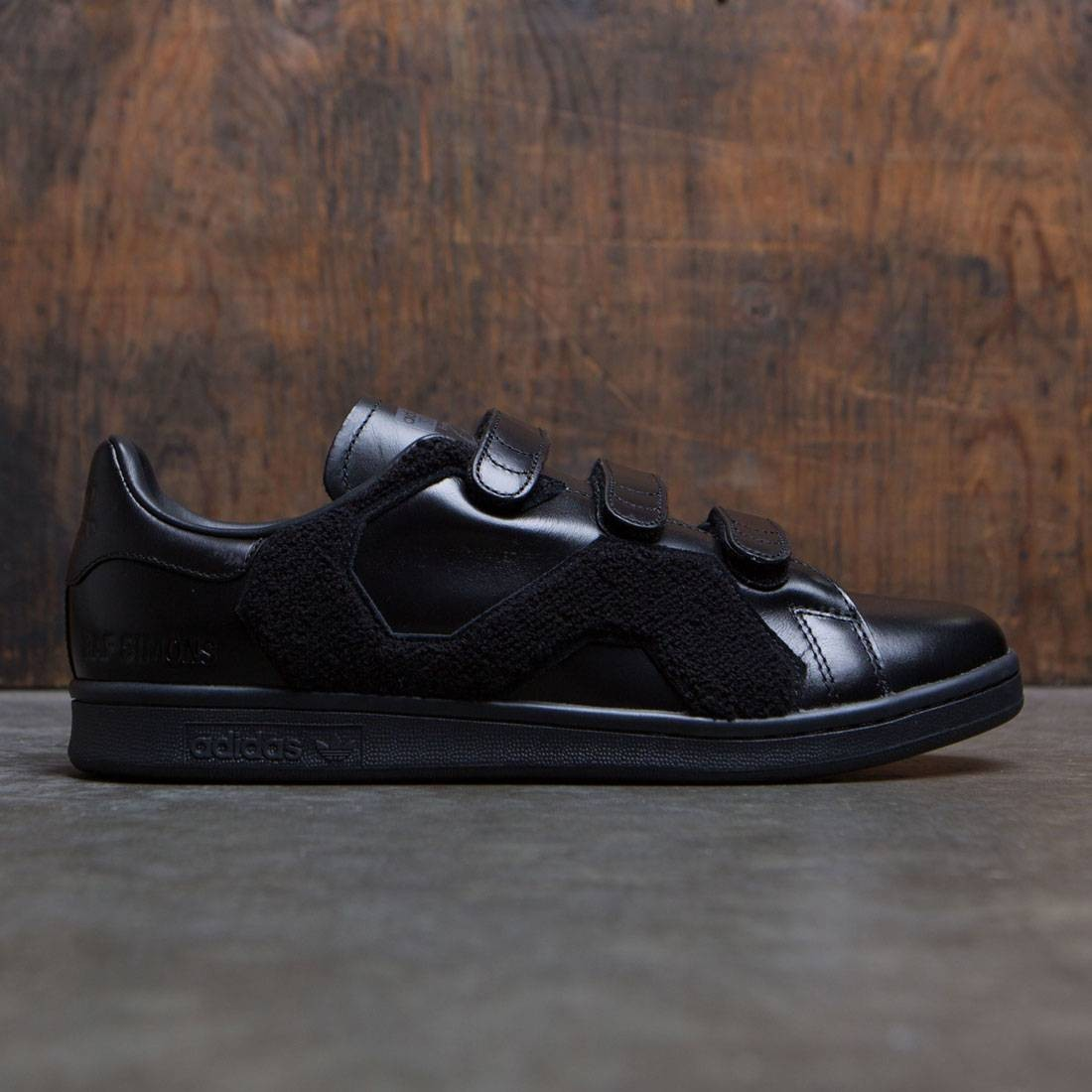 adidas stan smith raf simons weiß