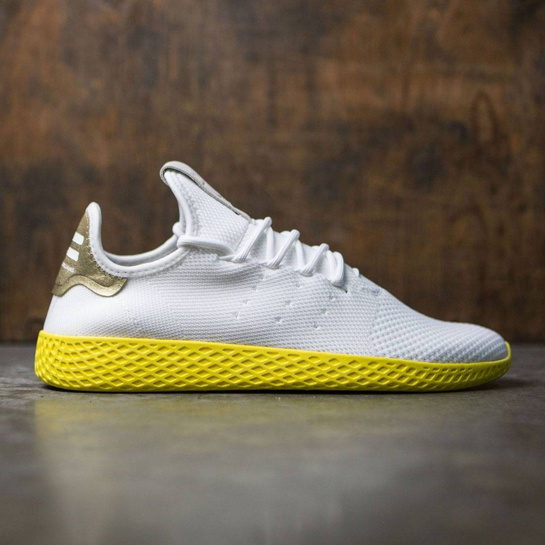 05f66e783 Adidas x Pharrell Williams Men Tennis HU white footwear white