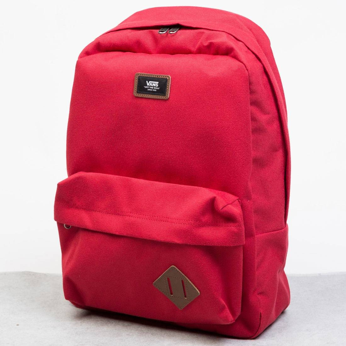 Vans Old Skool II Backpack red chilli pepper