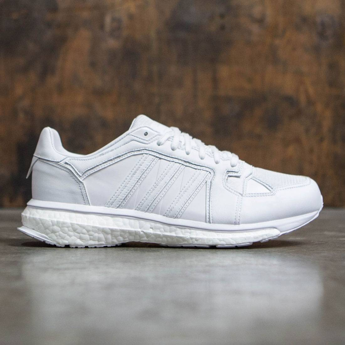 796d1f6cf874 Adidas Men White Mountaineering Energy Boost white footwear white