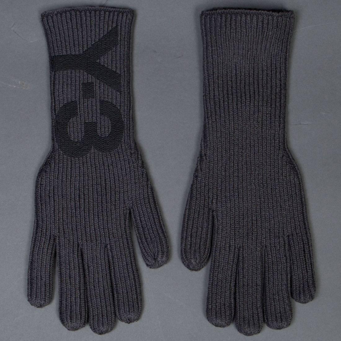 Adidas Y-3 Grey Gloves (gray / solid grey)