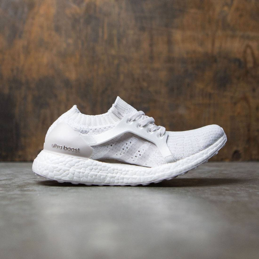 Ultra Boost (White Pearl Grey) White 8
