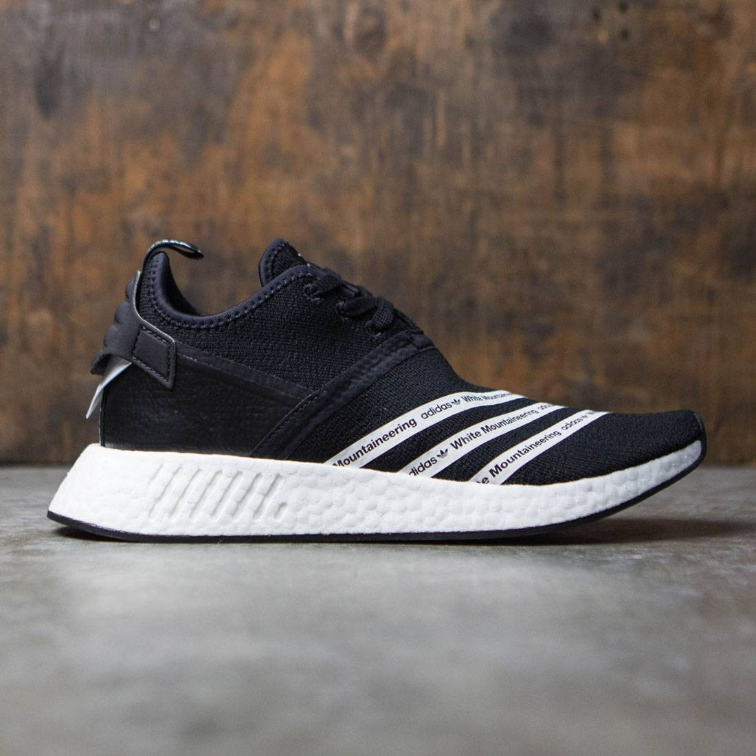 adidas nmd men black