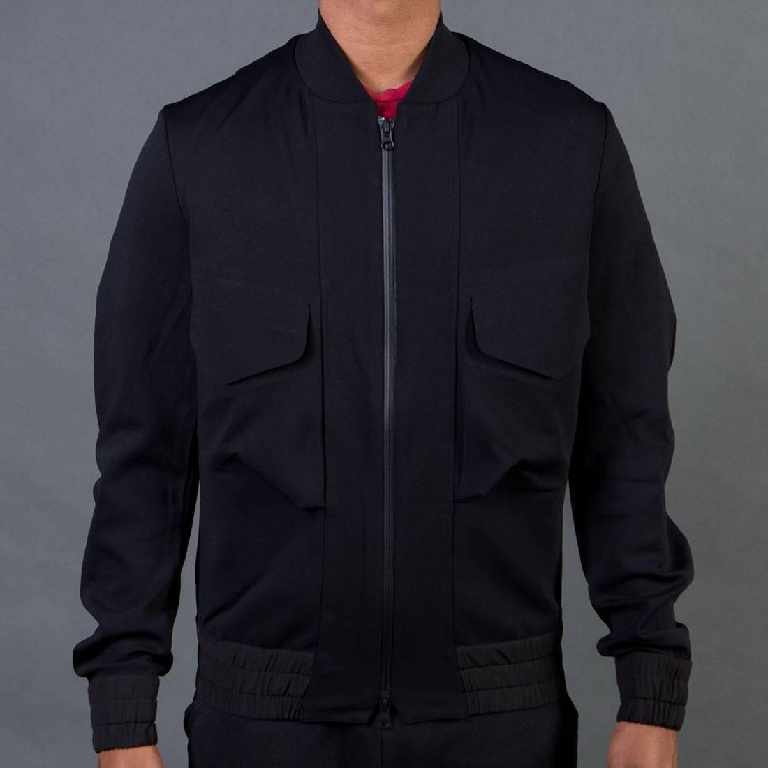 Adidas Y-3 Men Lux Future Sport Bomber Jacket (black)