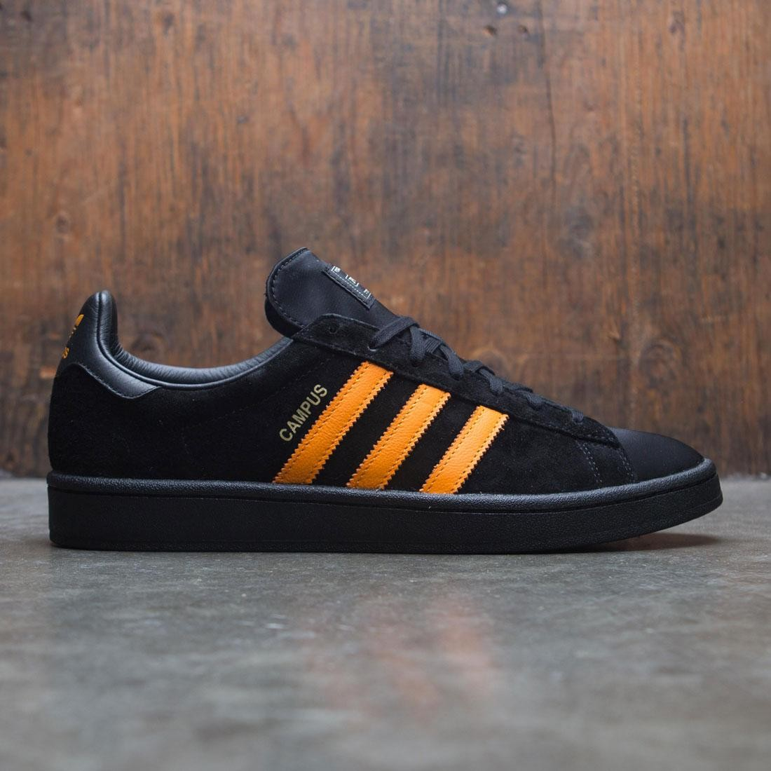 904bf3ac6f3 Adidas x Porter Men Campus black bright orange core black