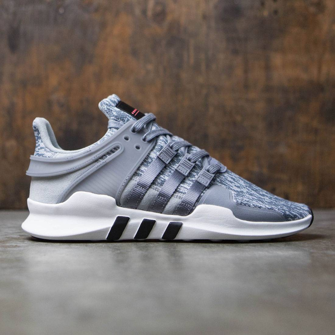 premium selection 27326 b3ded Adidas Men EQT SUPPORT ADV gray clear onix core black