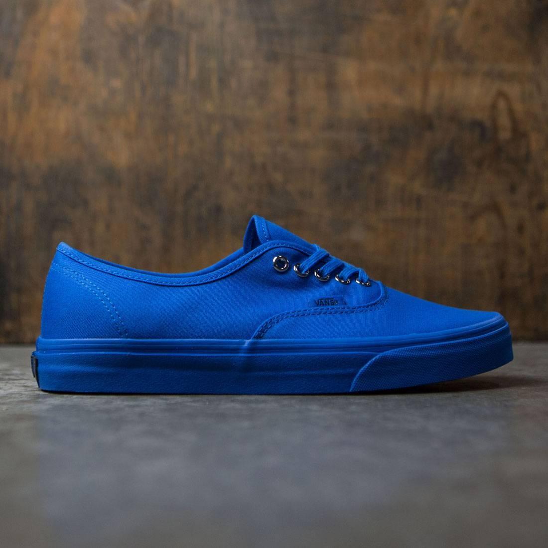 034a70d046 Vans Men Authentic - Primary Mono blue imperial silver