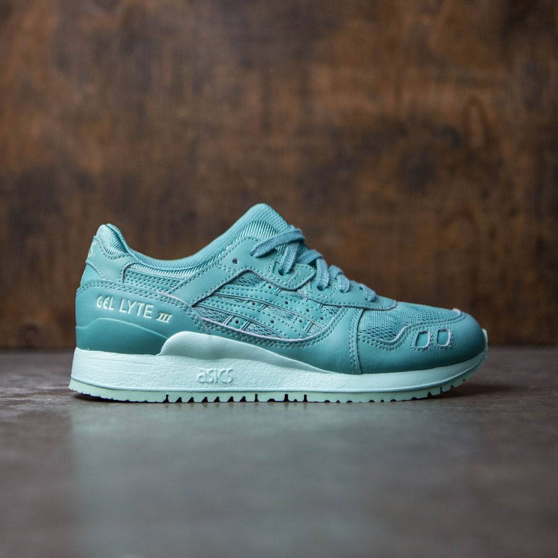 Asics Tiger Women Gel-Lyte III green bay agate 33057bf15