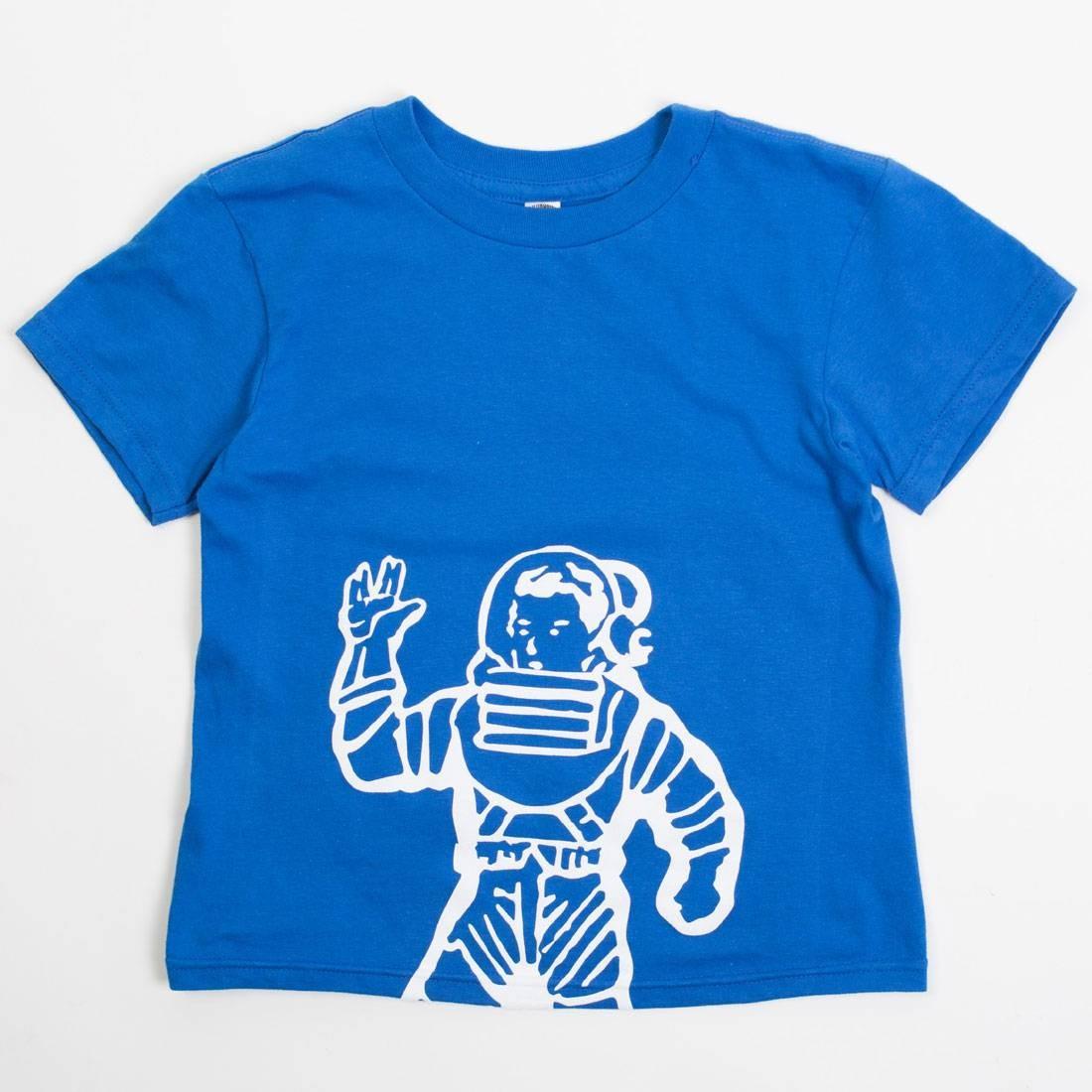 Billionaire Boys Club Youth Astronaut Tee (blue / royal)