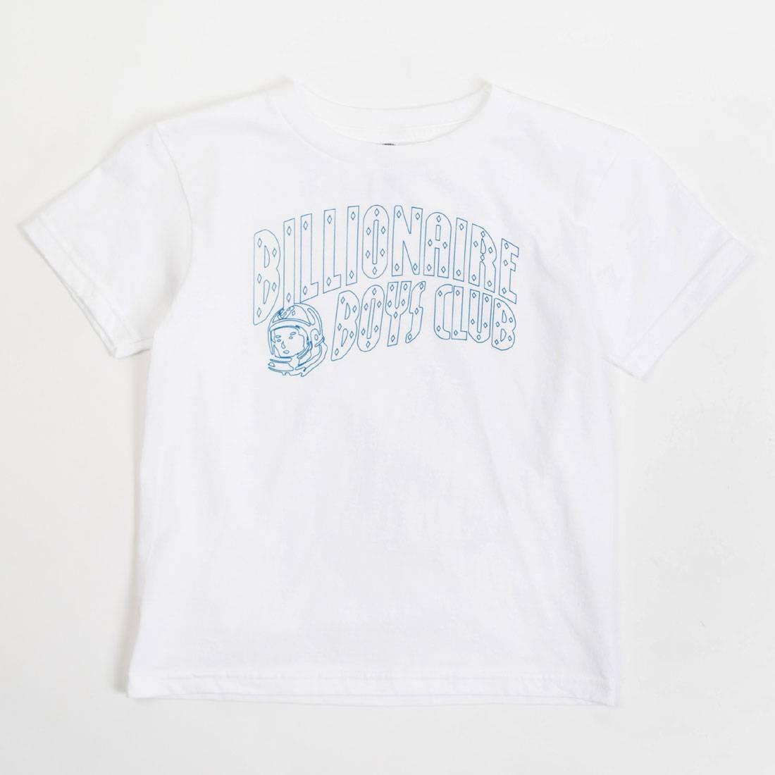Billionaire Boys Club Youth Arch SS Tee (white)