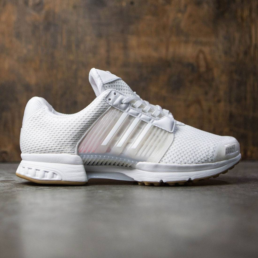 the latest 34610 ba31d Adidas Men Climacool 1 (white / footwear white / gum)