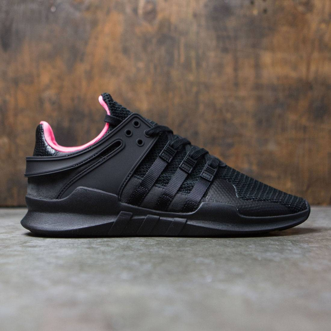 pretty nice 14488 13587 Adidas Men EQT Support ADV black core black turbo