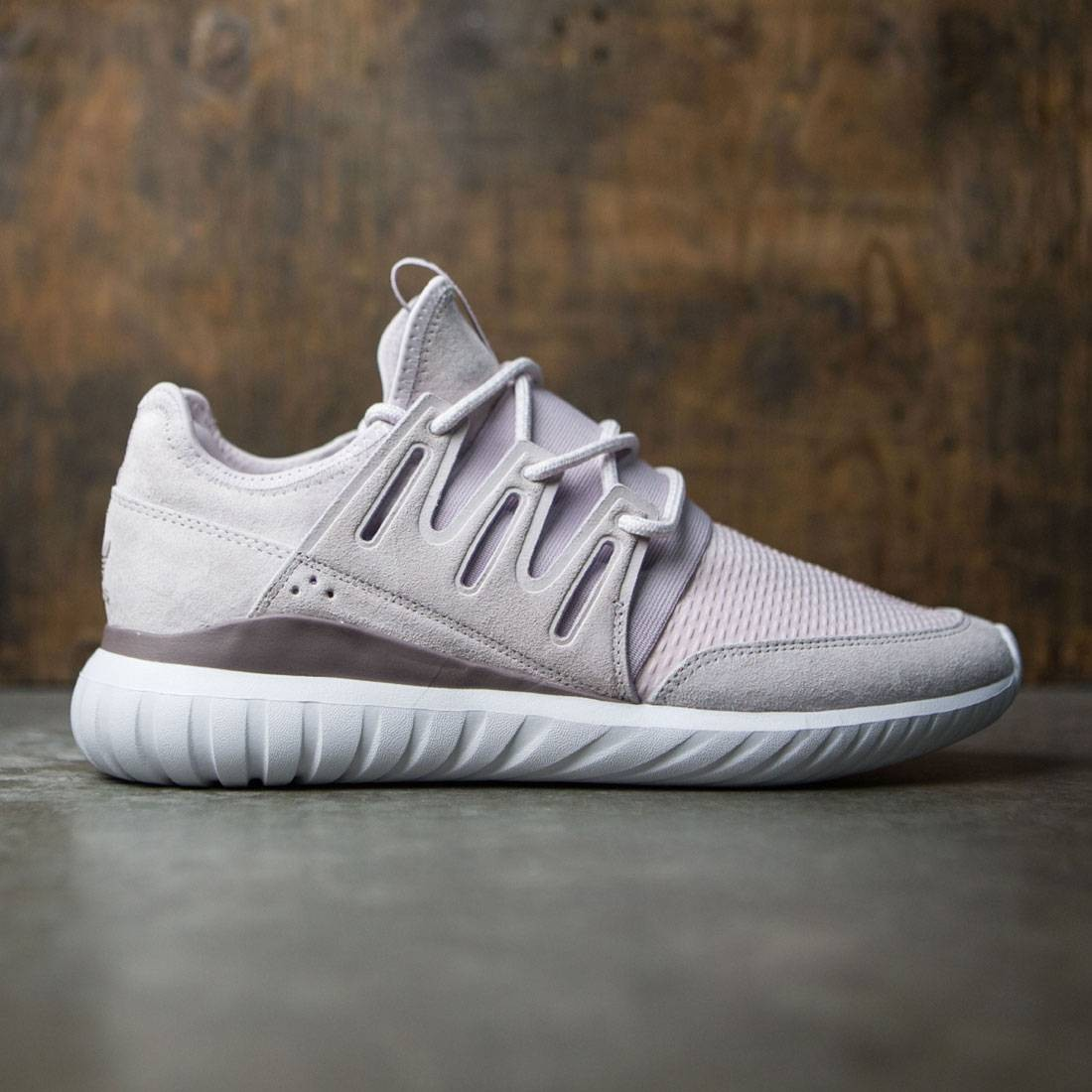 f7ce907e6db7be Adidas Men Tubular Radial (purple   ice purple   vintage white   tech earth)