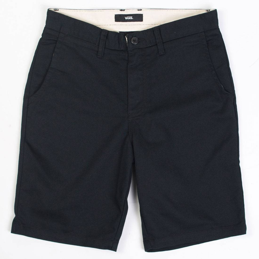 Vans Men Authentic Stretch Shorts (black)