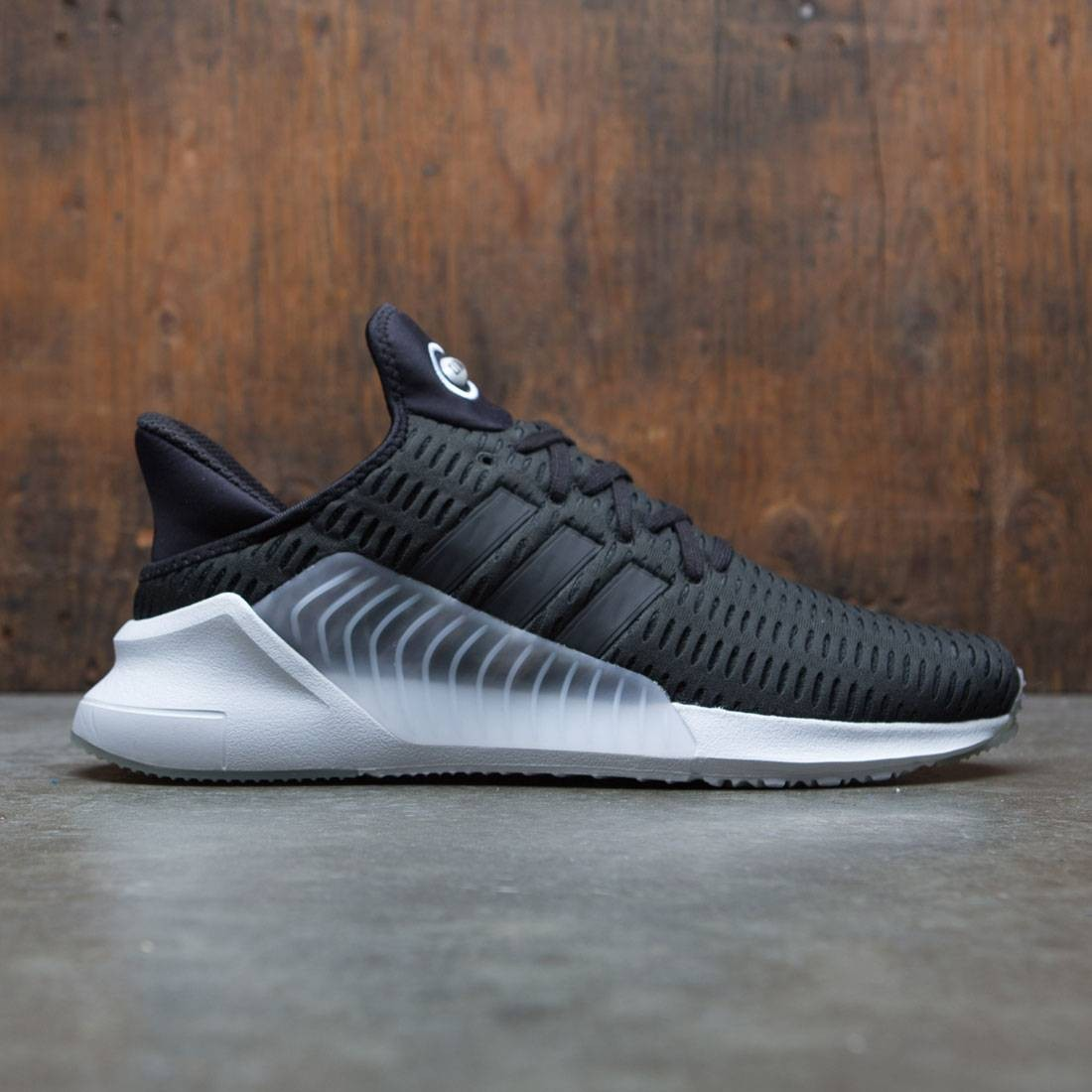 9a99f730b673c9 Adidas Men Climacool 02 17 black core black footwear white