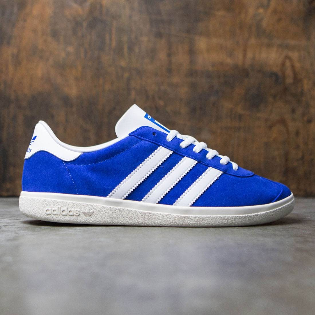 Adidas Men Jogger SPZL (blue / footwear white / blue bird)