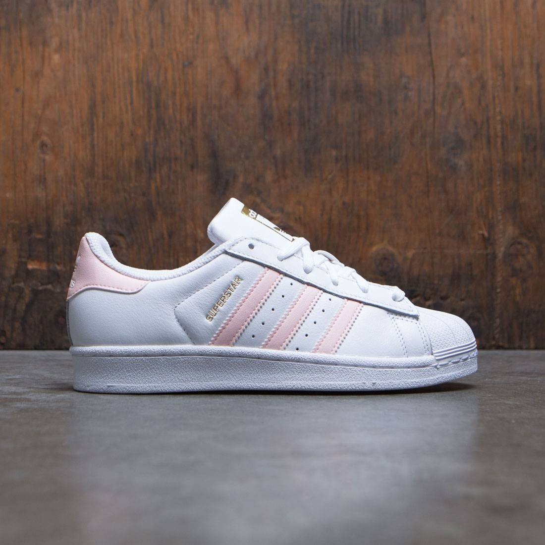 adidas rose gold metallic
