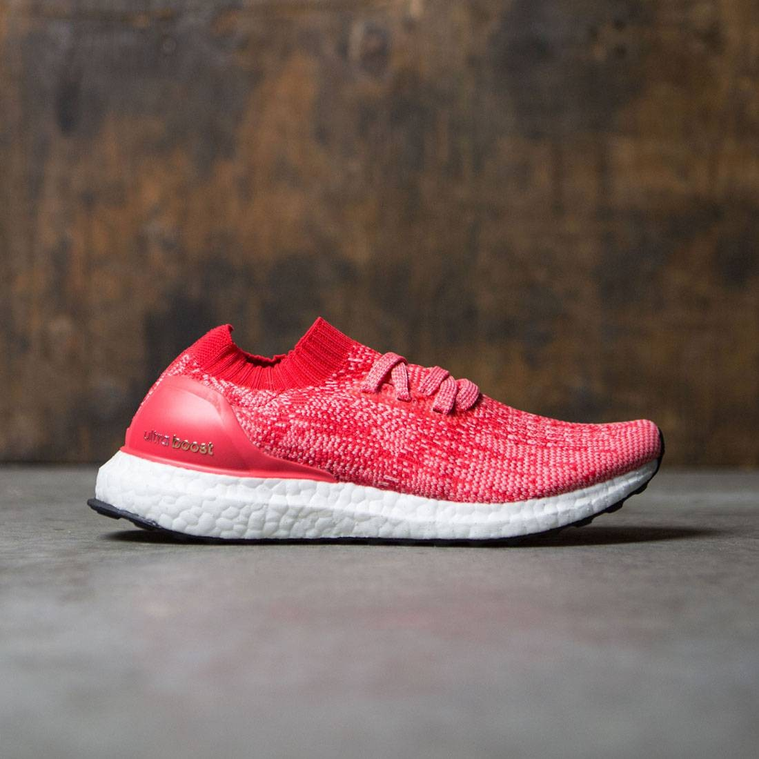 18a4ae14982dc Adidas Women Ultra Boost Uncaged red ray red shock red white