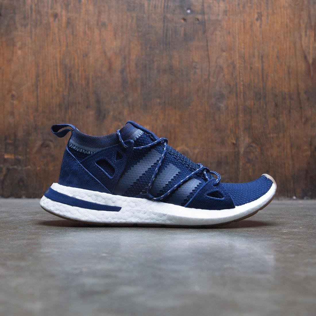 Adidas Women Arkyn W (blue / dark blue / cloud white / gum)