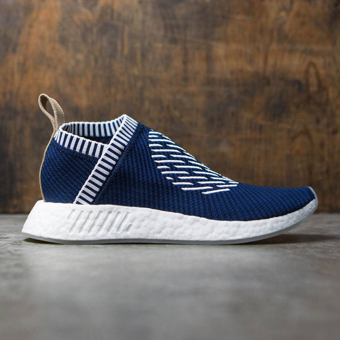 Adidas Men NMD CS2 Primeknit (navy / collegiate navy / footwear white / pale nude)