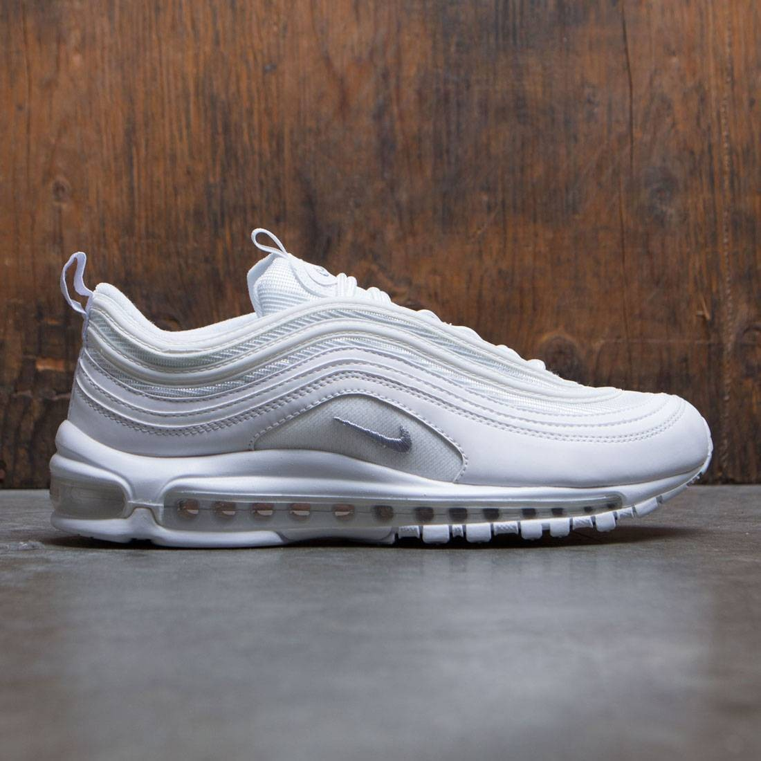 online store 2cdca ed451 nike men air max 97 white wolf grey black