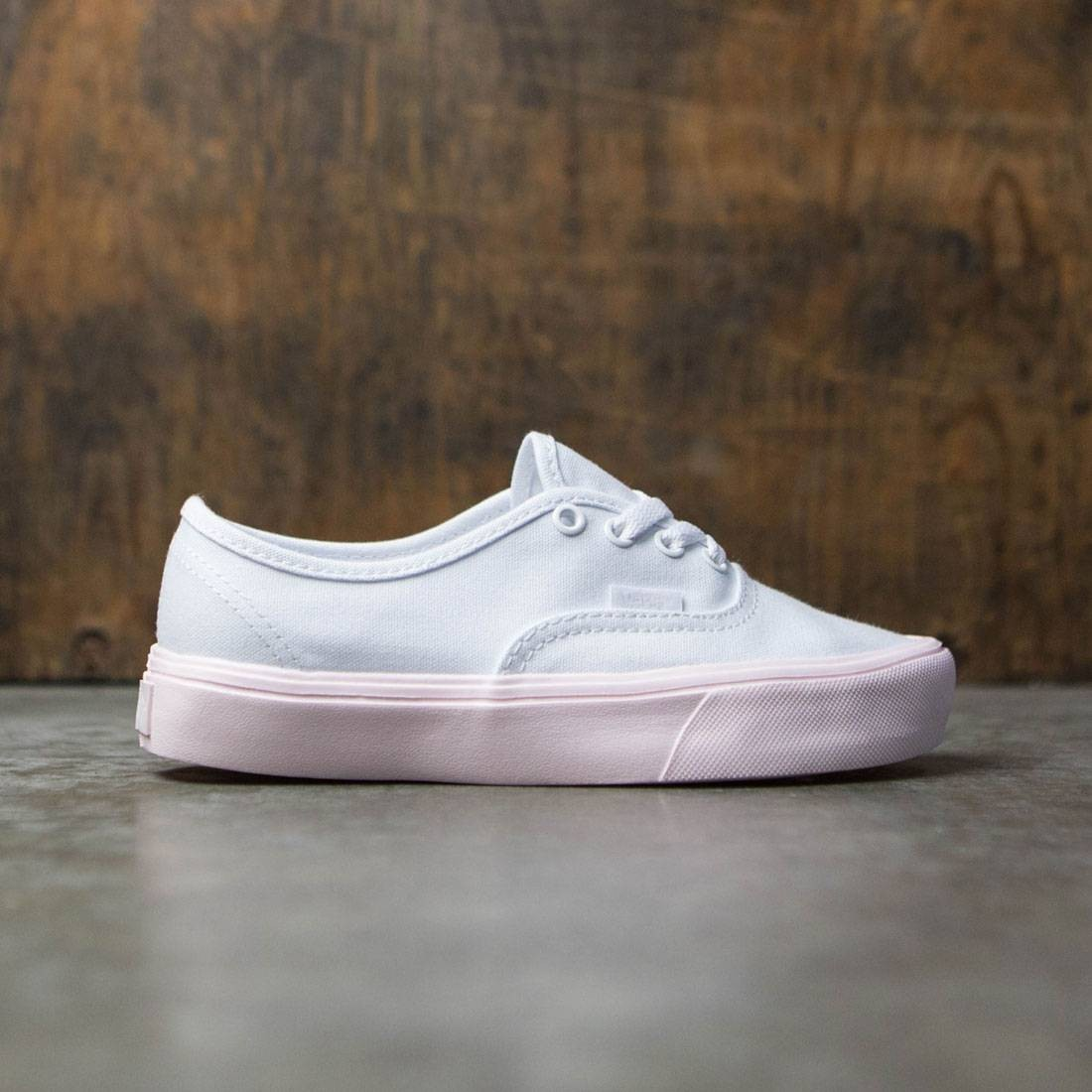 b673945380b7 Vans Women Authentic Lite - Pop Pastel white pink