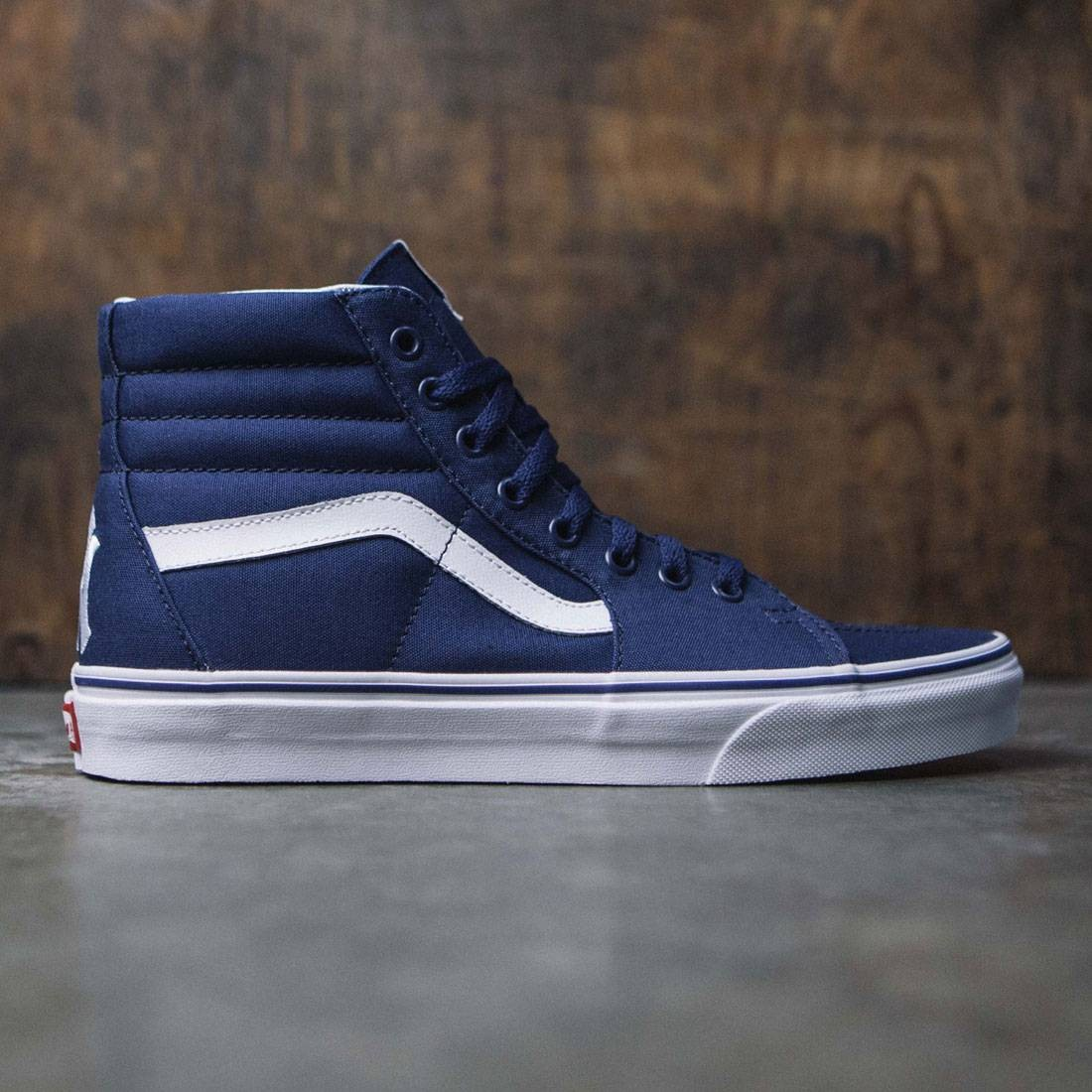 b275642b49 Vans x MLB New York Yankees Men Sk8-Hi - Yankees gray