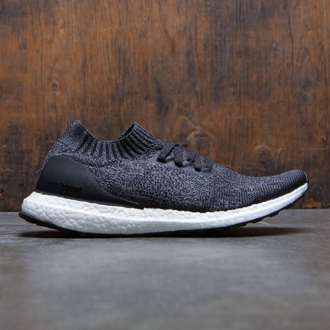 finest selection 0f321 5ba60 Adidas Men UltraBOOST Uncaged black solid grey grey three