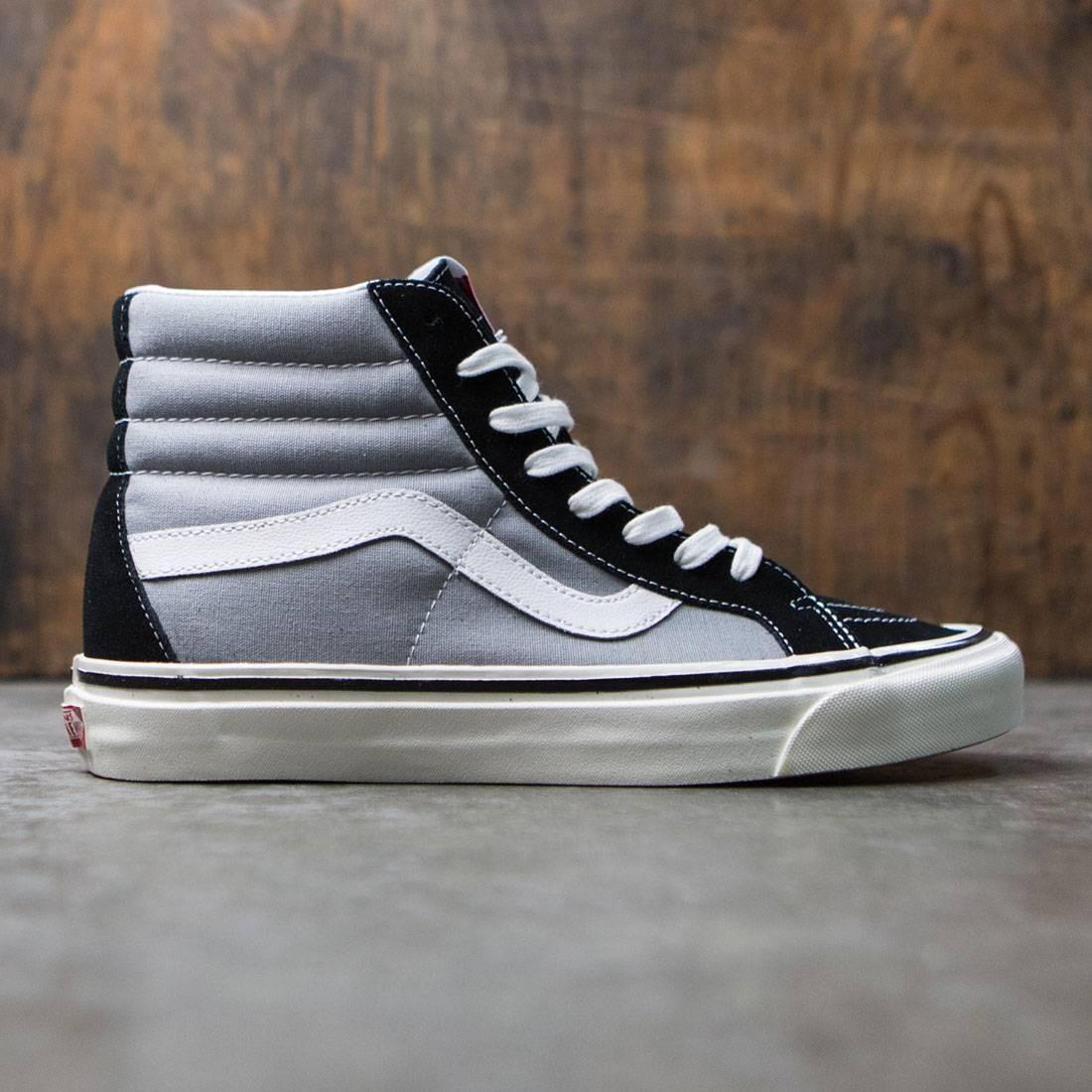 Vans Men SK8 Hi 38 DX Anahiem Factory Collection (gray black)