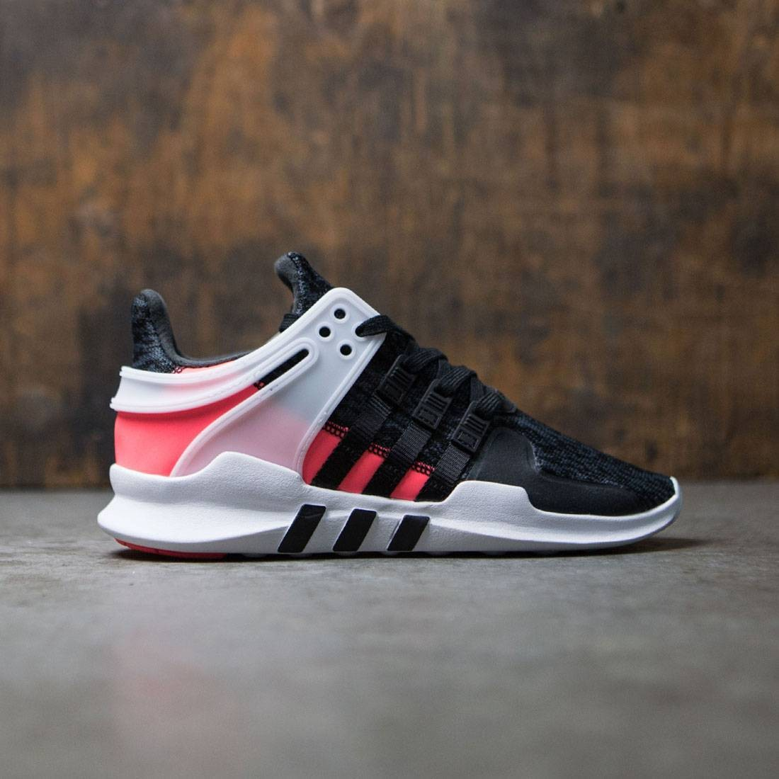 hot sale online f2438 c41b4 Adidas Big Kids EQT Support ADV (black / core black / turbo)