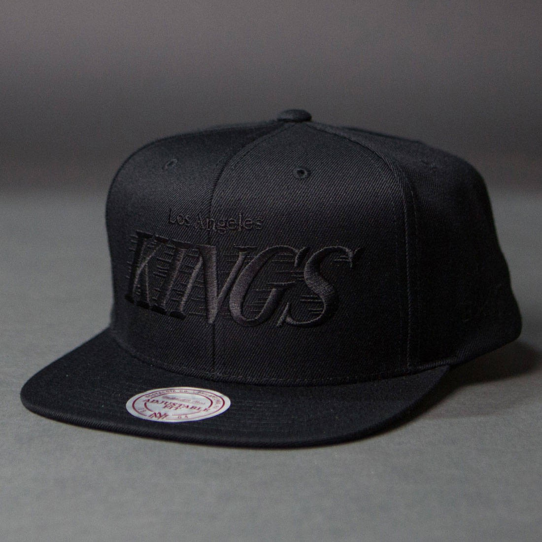 BAIT x NHL x Mitchell And Ness Los Angeles Kings Classic Snapback ... 947cae4b23e