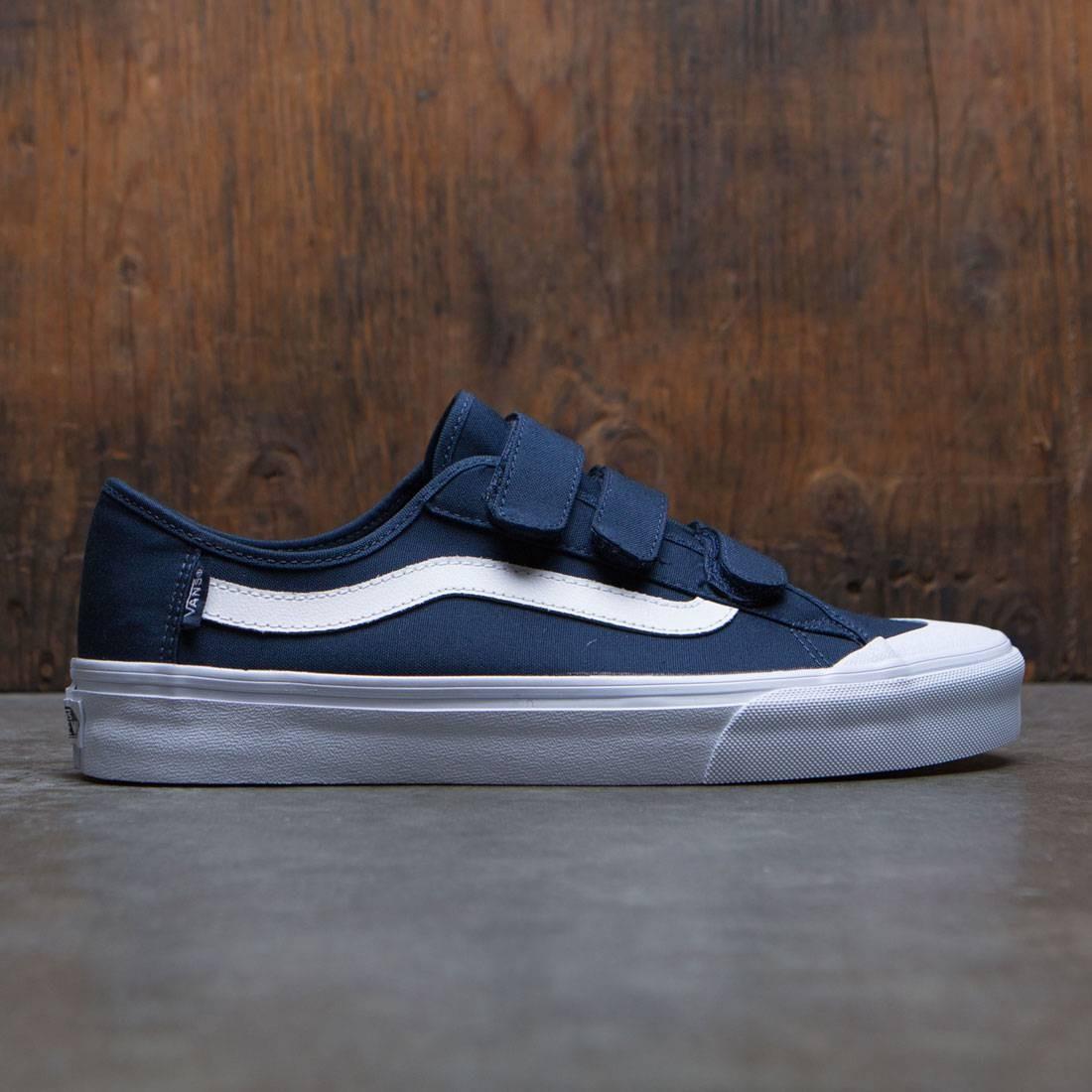 Vans Men Black Ball V (blue / dress blues / white)