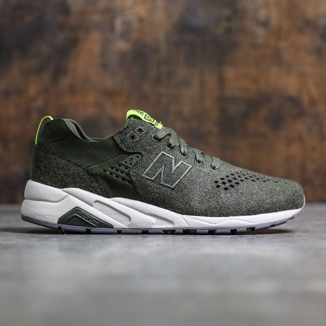 separation shoes f7e9f 825c8 New Balance Men 580 Re-Engineered Wool MRT580DF (olive)