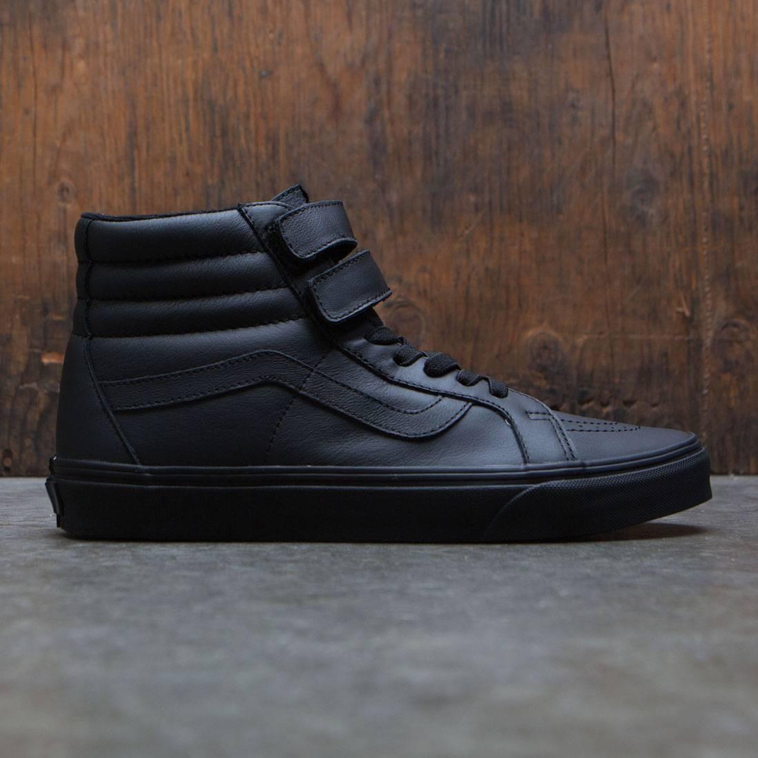 Vans Men SK8-Hi Reissue V - Mono Leather (black)