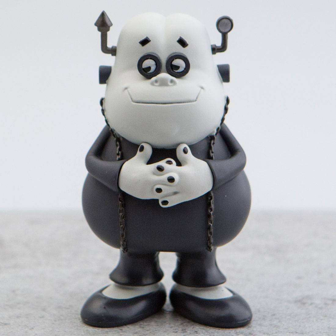 MINDstyle x Ron English Cereal Killer Minis Franken Fat - Convention Exclusive (gray)
