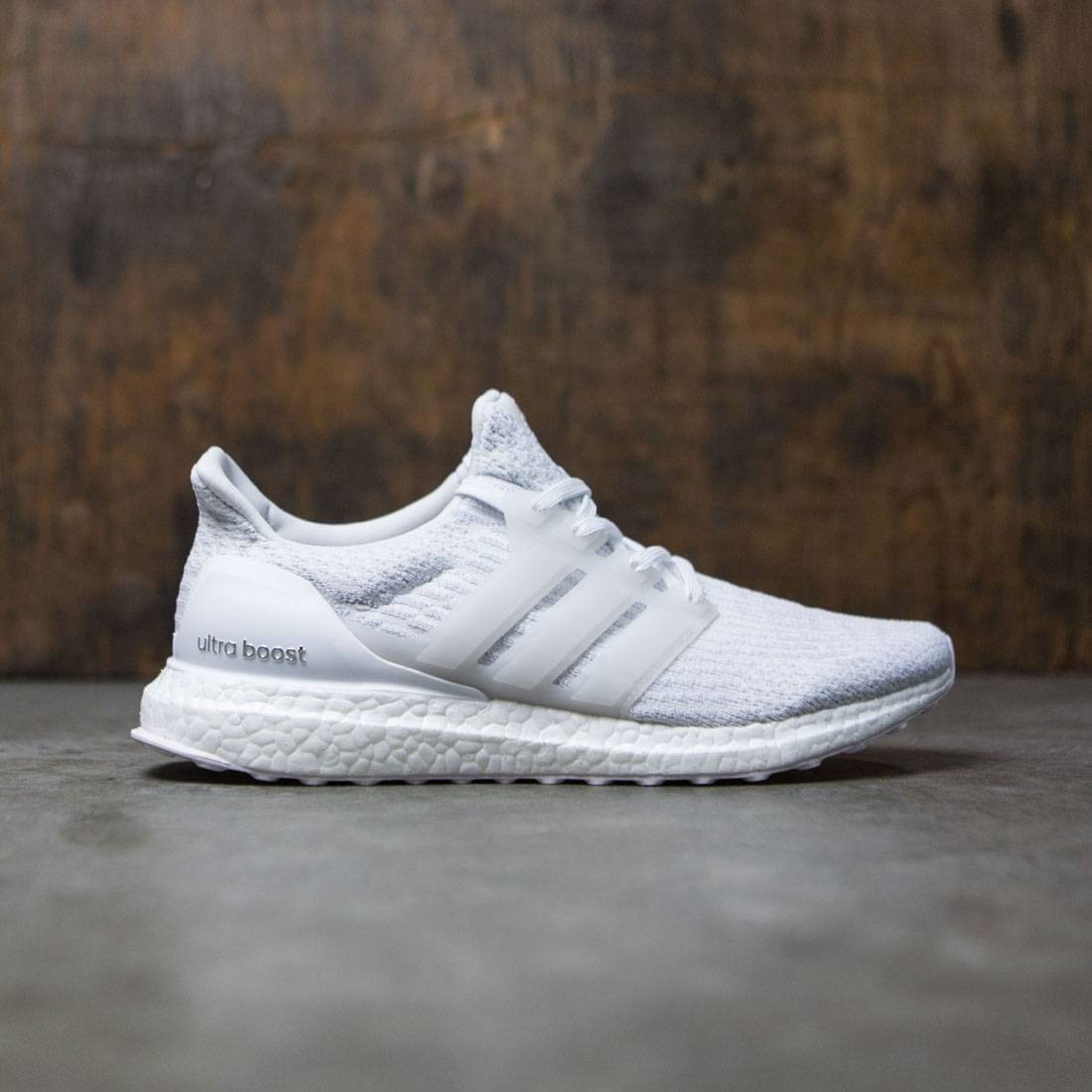 los angeles ec534 9f424 Adidas Women Ultra Boost white footwear white crystal white