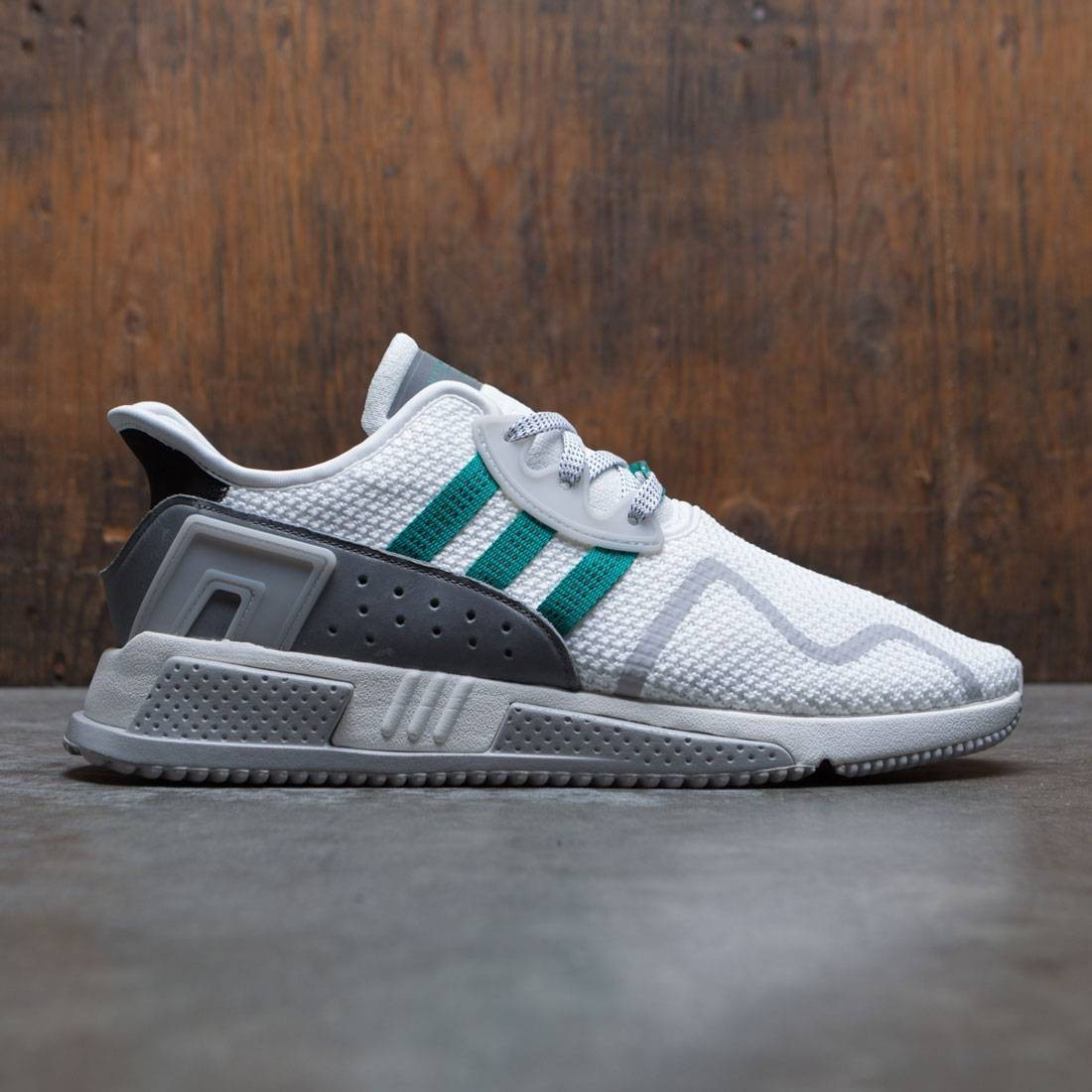 9401f22793fc Adidas Men EQT Cushion ADV green core black chalk white
