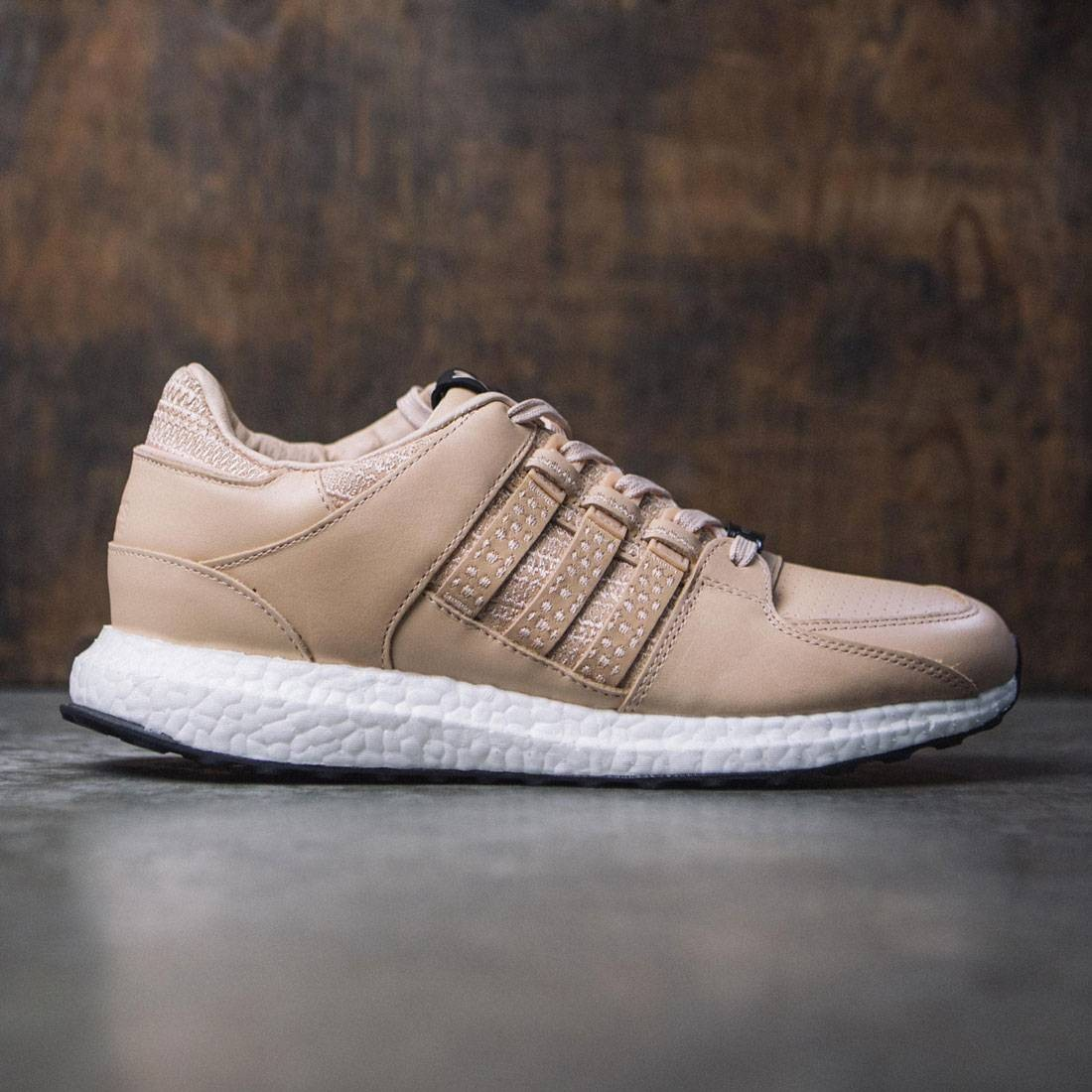 f1301bede43e Adidas Consortium x Avenue Men EQT 93 16 Support tan vegetable tan black  white