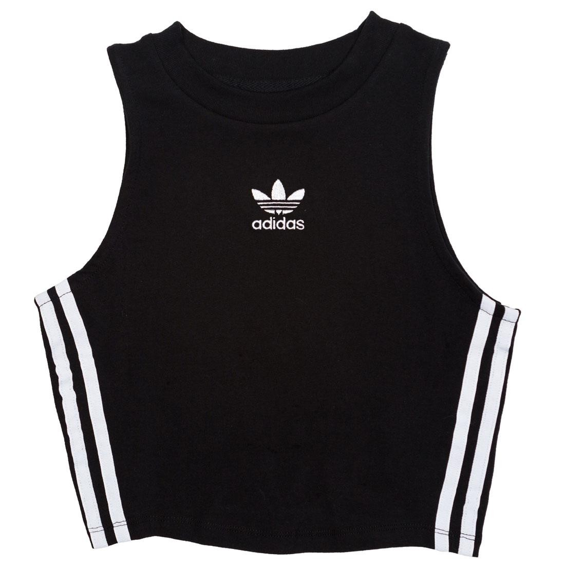 400afd4469 Adidas Women Crop Top Tank (black)