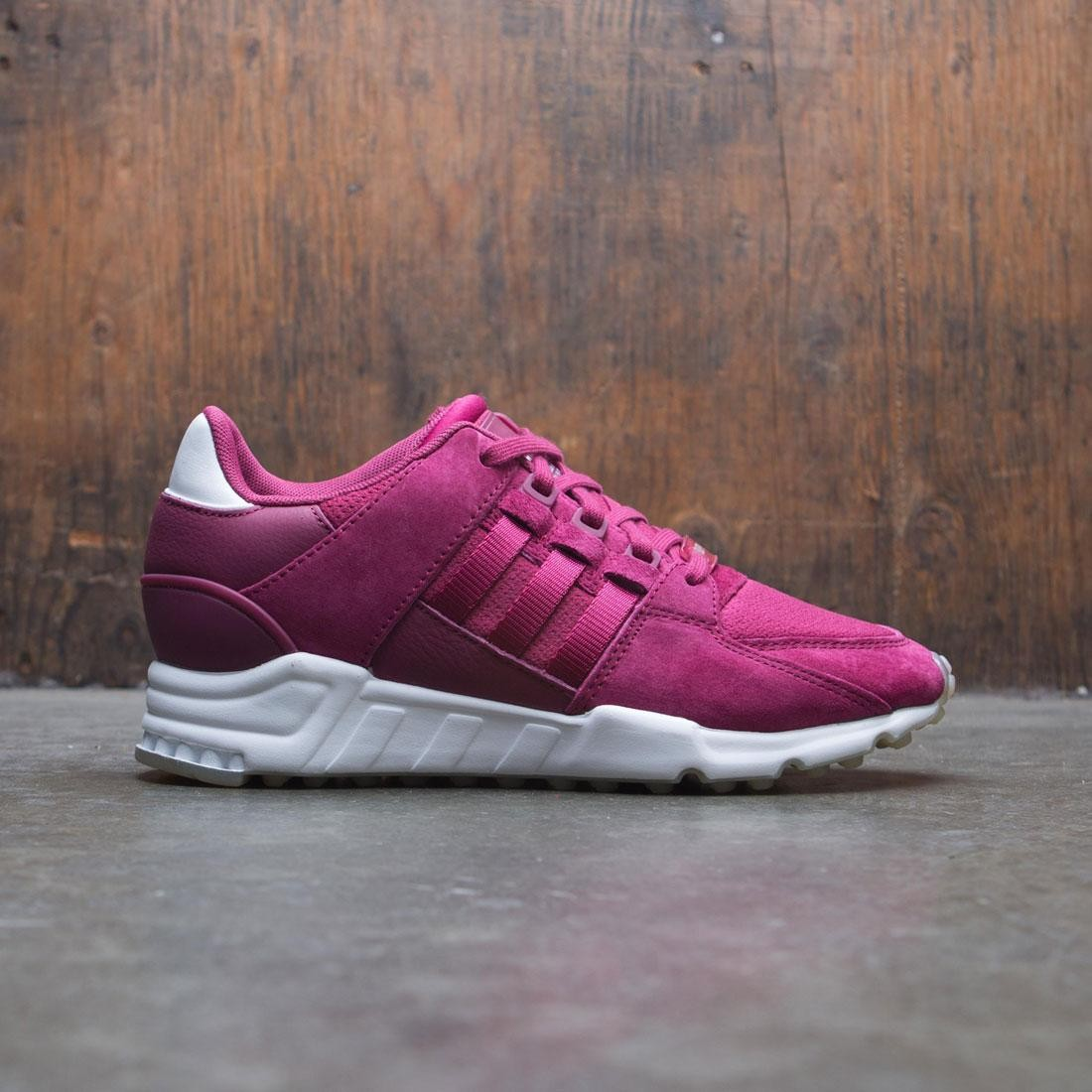 new style ee8d4 11c68 Adidas Women EQT Support RF W (red / ruby)