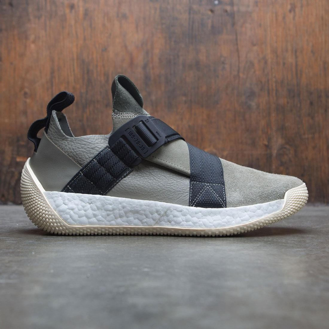 Adidas Men Harden LS 2 Buckle (green / trace cargo / core black / ecru tint)