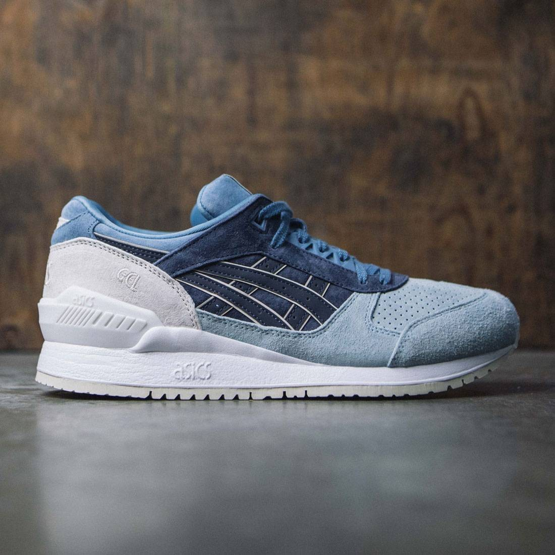 9d4164e46983 Asics Tiger Men Gel-Respector blue india ink