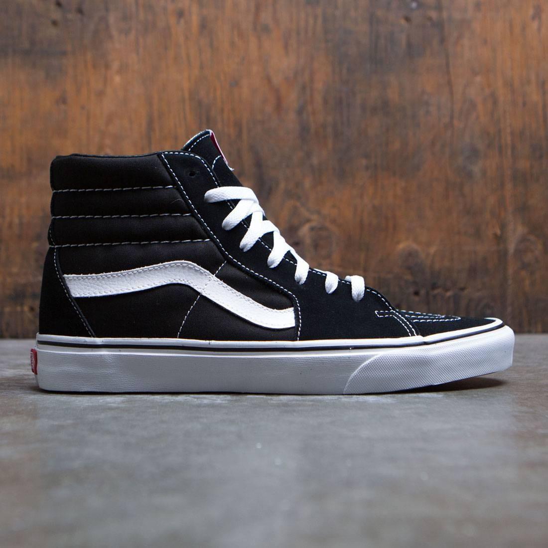 Vans Men Sk8- Hi (black / white)